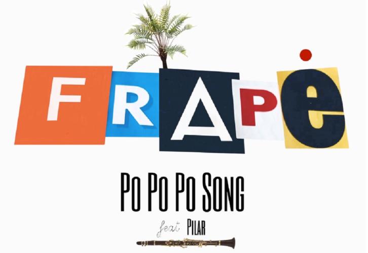 """Γίνονται τα «καγκέλια» …reggaeton? FRAPÉ """"PoPoPo Song"""" (και όμως έγινε!)"""
