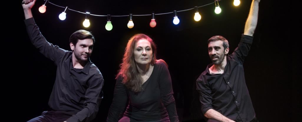 "O ""Αρίστος"" του Γιώργου Παπαγεωργίου για 3 παραστάσεις τον Σεπτέμβριο στην Αττική"