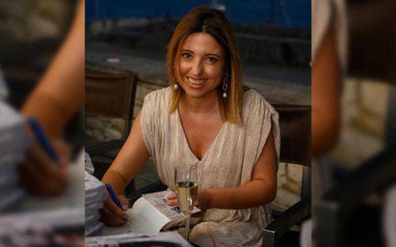 Αρετή Χαρτοφύλακα: Η συγκινητική παρουσίαση του βιβλίου της «Αληθινές γυναίκες»