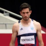 Επέστρεψε στην Ελλάδα ο χρυσός Ολυμπιονίκης, Μίλτος Τεντόγλου