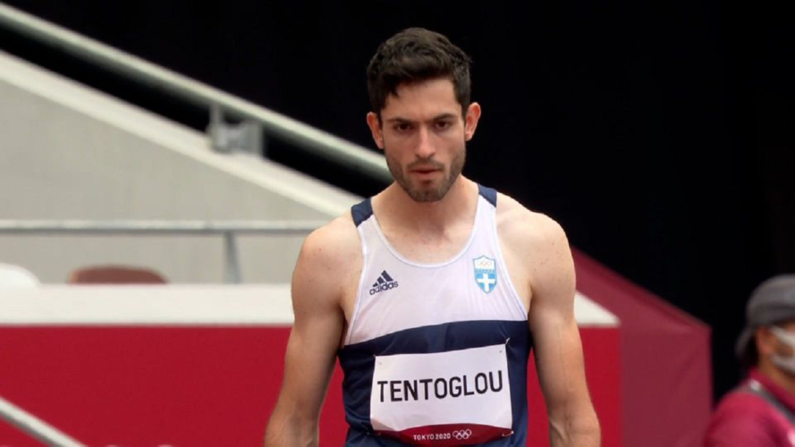 Χρυσός ο Μίλτος Τεντόγλου: Το μυθικό άλμα του Έλληνα Ολυμπιονίκη