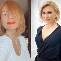 Η συνάντηση της Μαρίας Ηλιάκη με την Κατερίνα Καραβάτου λίγο πριν την πρεμιέρα τους στο Mega