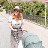 Η τρυφερή φωτογραφία της Μαρίας Ηλιάκη αγκαλιά με την δύο μηνών κόρη της