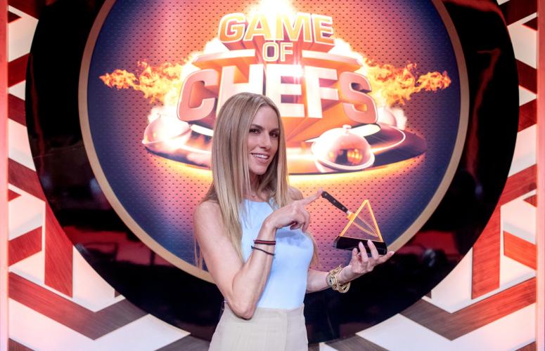 """Η Ντορέττα Παπαδημητρίου αποκάλυψε τον λόγο που είπε """"ναι"""" στην παρουσίαση του Game of Chefs"""