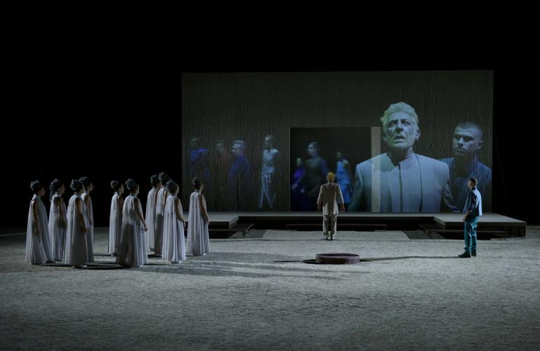 Εθνικό Θέατρο: Ακυρώνεται η παράσταση «Φοίνισσες»