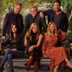 "Jennifer Aniston: ""Τα γυρίσματα του Friends Reunion ήταν μια ψυχοφθόρα διαδικασία"""