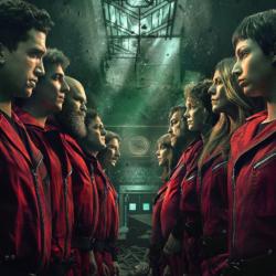 La Casa De Papel: Κυκλοφόρησε το νέο teaser του ΄Β μέρους της τελευταίας σεζόν