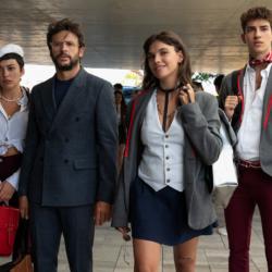 Martina Cariddi - Manu Rios - Carla Díaz: Διακοπές στην Ελλάδα κάνουν και οι πρωταγωνιστές του Elite