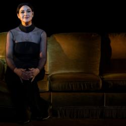 Με μεγάλη επιτυχία στέφθηκαν οι παραστάσεις της Monica Bellucci στο Ηρώδειο