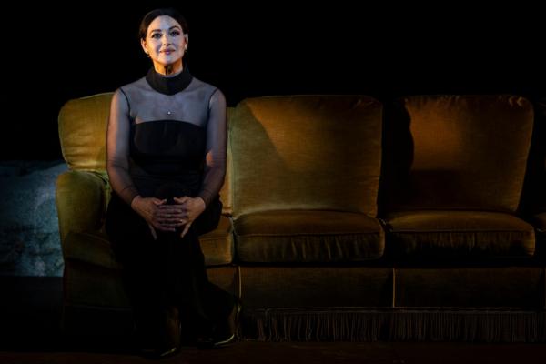 Το αυθεντικό πιάνο της Μαρίας Κάλλας, δώρο του Αριστοτέλη Ωνάση προς εκείνη, θα συνοδεύσει τις εμφανίσεις της Monica Bellucci στο Ηρώδειο