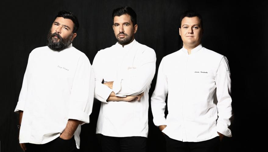 Top Chef: Όσα θα δούμε απόψε   Η αποχώρηση της εβδομάδας απόψε
