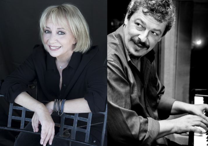 Αλέκα Κανελλίδου & Δημήτρης Καλαντζής Quartet στο Faliro Summer Theater