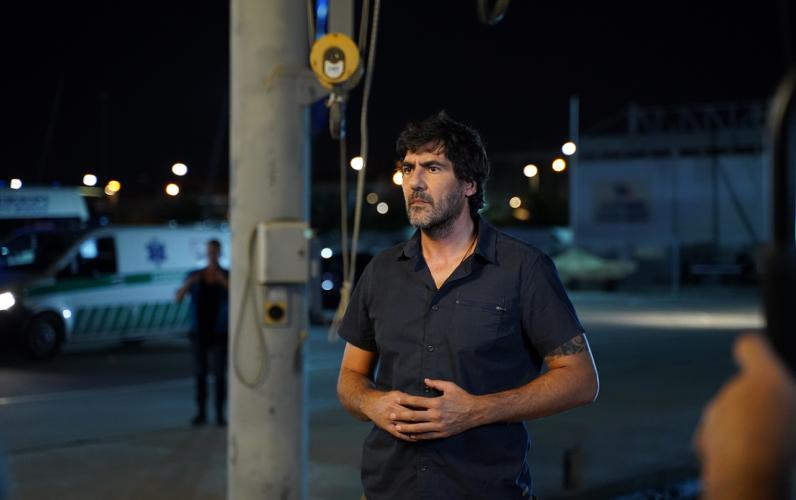 Αντώνης Καρυστινός: «Για 1,5 χρόνο δεν εργαζόμουν. Έπρεπε να πάρω το ρίσκο»