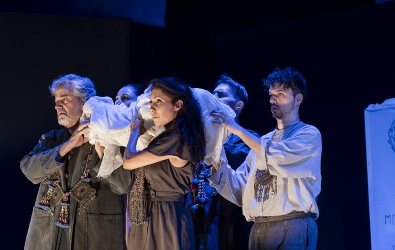 Για τις 4 τελευταίες παραστάσεις η MAKE A WISH Ελλάδος συνεργάζεται με το θέατρο Χυτήριο και την παράσταση Νικήρατος...Ο δρόμος για την ελευθερία