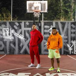 Ο μπασκετμπολίστας Ντίνος Μήτογλου στο νέο βίντεο κλιπ των Khay Be & Light