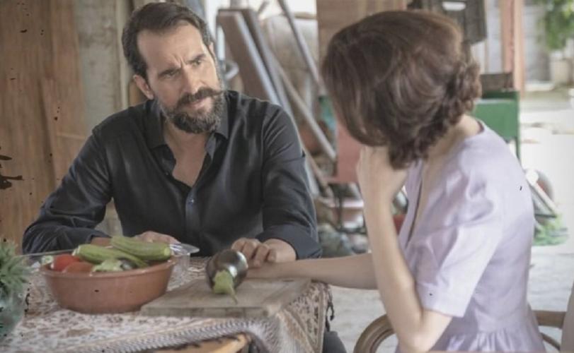 Ο Τάσος Νούσιας μιλάει για τον τηλεοπτικό του θάνατο και το αν τελείωσε οριστικά ο ρόλος του στη σειρά