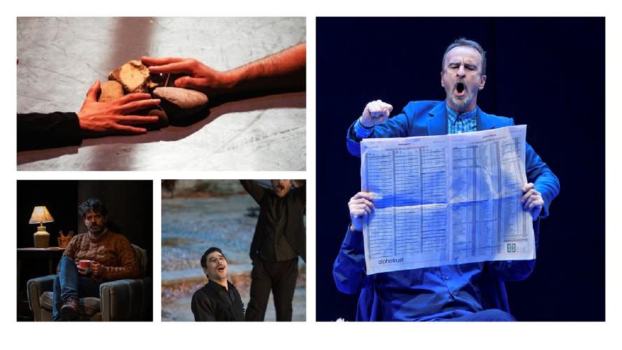 Το Θέατρο Τέχνης γιορτάζει την επιστροφή στις θεατρικές αίθουσες με τρεις πρεμιέρες
