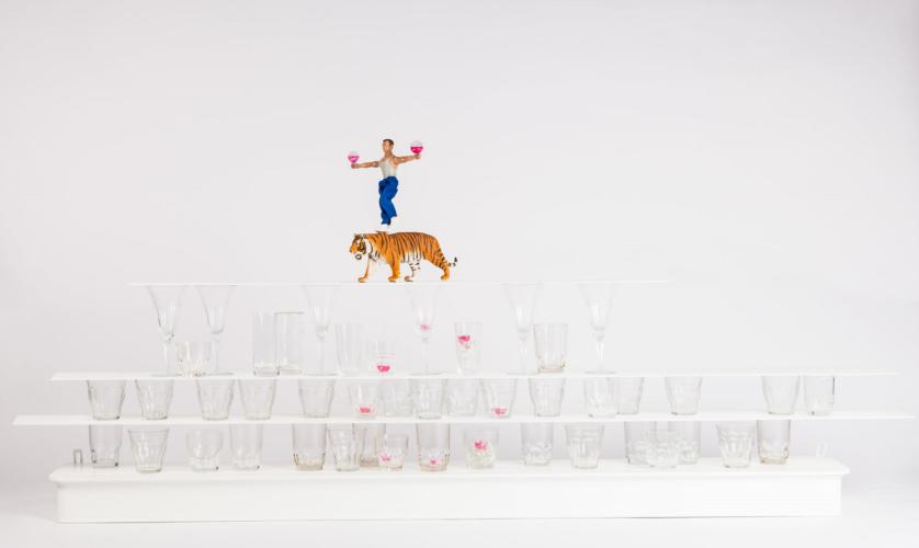 Déjà Visité: Αυτό το έχω ξαναεπισκεφθεί   Ατομική έκθεση του Περικλή Πραβήτα   Γκαλερί «Έκφραση - Γιάννα Γραμματοπουλου»