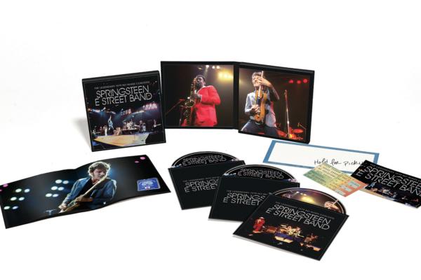 "Bruce Springsteen & The E Street Band ""The Legendary 1979 No Nukes Concerts"" | Νέο Album"