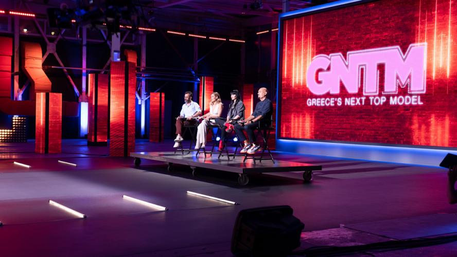 GNTM 4: Όσα θα δούμε στη 5η Audition