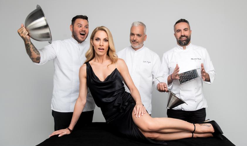 Game of Chefs: Όσα θα δούμε στο νέο μαγειρικό ριάλιτι του ΑΝΤ1