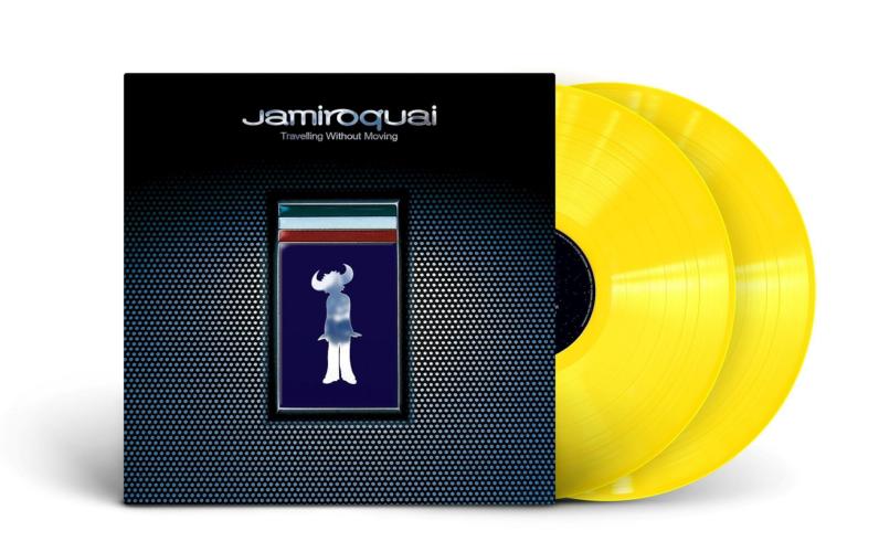 Jamiroquai - Travelling Without Moving (25th anniversary edition) | Κυκλοφορεί