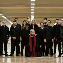 Το Πειραϊκό φωνητικό σύνολο Libro Coro στο Θέατρο Αττικού Άλσους