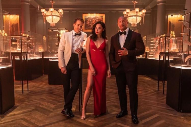 Red Notice: Κυκλοφόρησε το teaser trailer της ταινίας του Netflix
