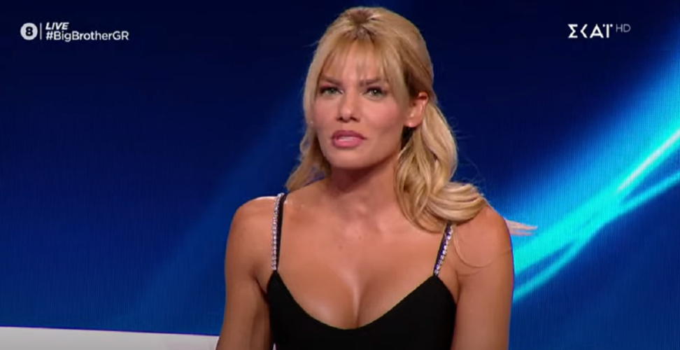 Big Brother: Η λαμπερή Ιωάννα Μαλέσκου καλεσμένη στο πρώτο live