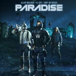 Alan Walker feat. Boy In Space & K-391 - Paradise | Νέο τραγούδι