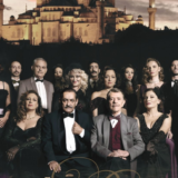 Η θεατρική παράσταση Κάποτε στον Βόσπορο στο Θέατρο Βεάκη