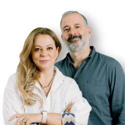 Η Ματούλα Κουστένη και ο Δημήτρης Βραχνός στην νέα πρωινή ζώνη του Μελωδία 99.2