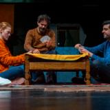 Οι Ναυαγοί της Ηρώς Μπέζου στο Θέατρο Τέχνης Καρόλου Κουν - Υπόγειο