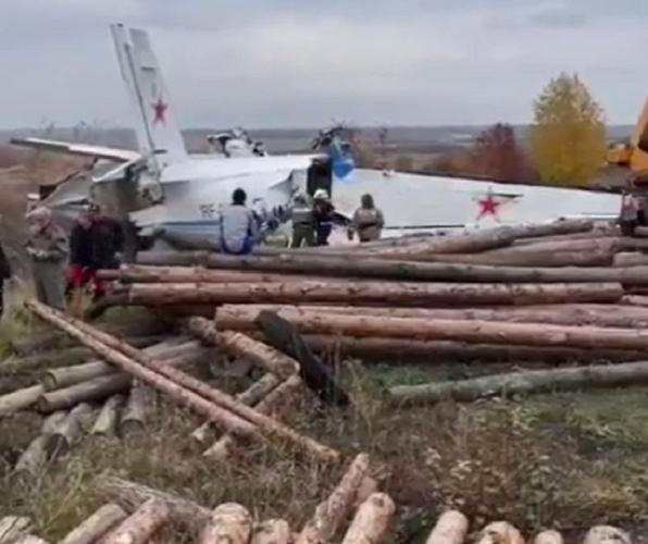 Συντριβή αεροσκάφους με 16 νεκρούς