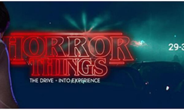 Cinema Alive Presents: Horror Things Drive-into experience